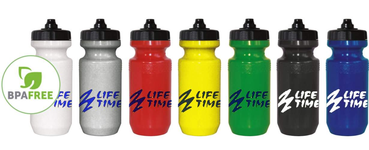 """Squeeze"" water bottles B-600"