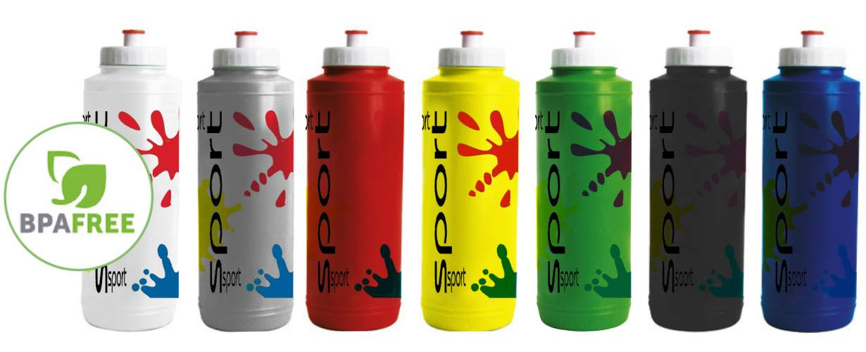 1000 ml. bottle with screw cap + valve